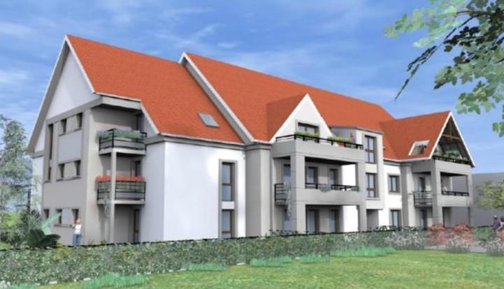 17 logements molsheim evalit. Black Bedroom Furniture Sets. Home Design Ideas