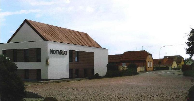 Bergheim Etude notariale