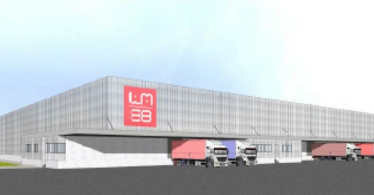Hall Logistique WM88