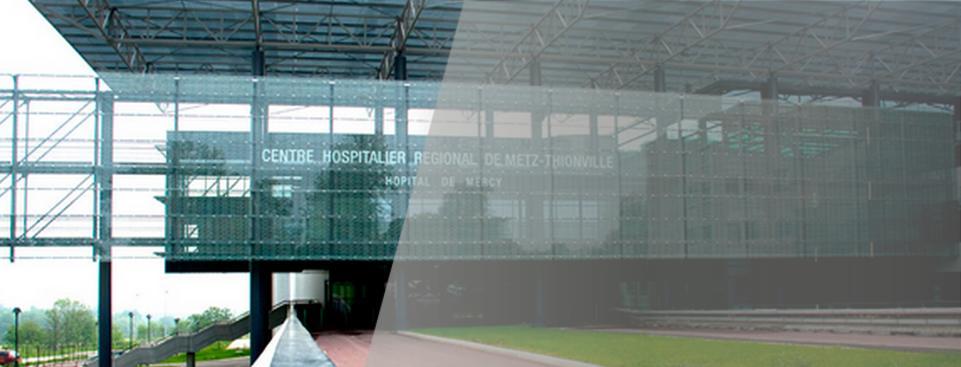 Hôpital Régional de Metz - MERCY -